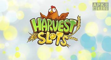 Harvest slots hd