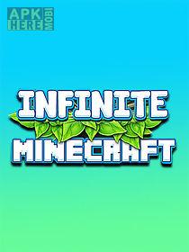 infinite minecraft runner
