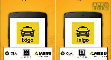 Ixigo cabs- book taxi in india