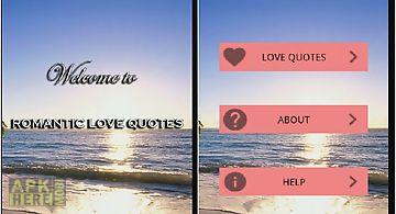 Romantic love quotes1