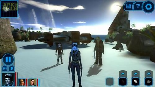 star wars kotor new for android free download at apk here store