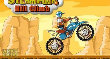 Steampunk: hill climb