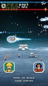tap galaxy: deep space mine
