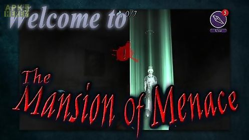 the mansion of menace: evil nightmare