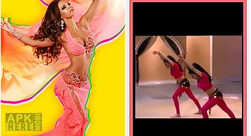Belly dance fitness workout