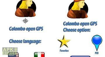 Colombo open gps