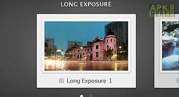 Long exposure