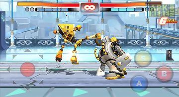 Robot battle 2.0