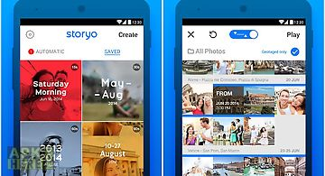 Storyo - automatic slideshow