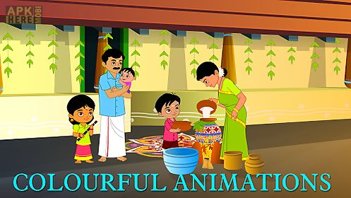 Tamil nursery rhymes-video 07 for Android free download at