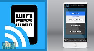 Wifi password master keygen