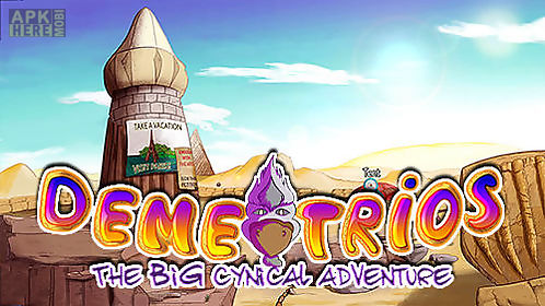 demetrios: the big cynical adventure. chapter 1