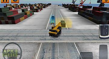 Crane simulator extended 2014