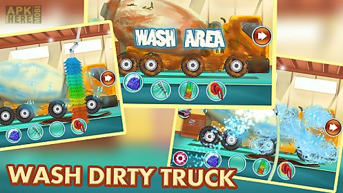 truck wash & repair workshop