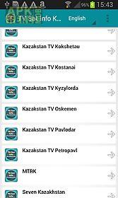 tv sat info kazakhstan