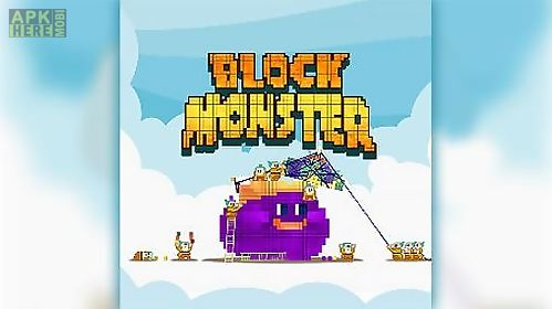 block monster