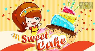 Cake: cooking games