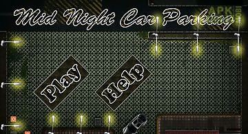 Car parking midnight version