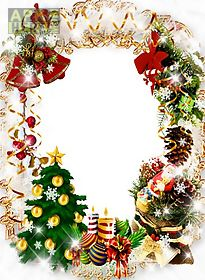 christmas frames photos new year frames photos