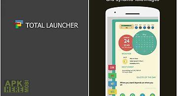 Total launcher