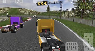 Truck driver 3d racer