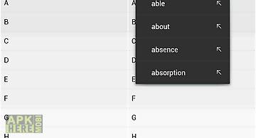 Basic english dictionary