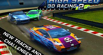 High speed 3d racing 2