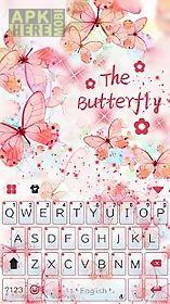 the butterfly kika keyboard