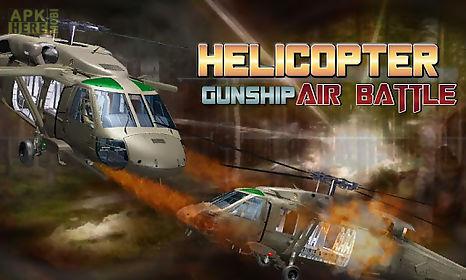 helicopter gunship air battle