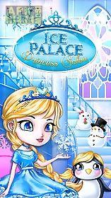 ice palace princess salon