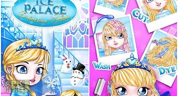 Ice palace princess salon