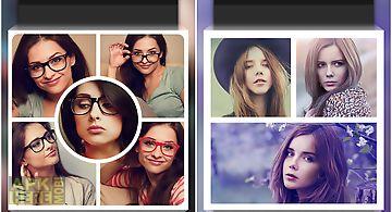 Instant pic frames