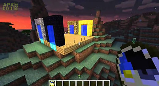 Portal Mods For Minecraft Pe For Android Free Download At Apk Here - Minecraft holzhauser