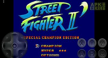Street fighter 2 - special champ..