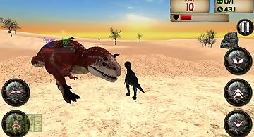 Dino sim: jurassic combat