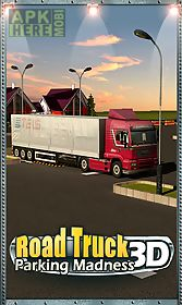 road truck parking madness 3d