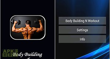 Body building and workout