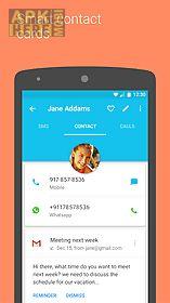 caller id + block