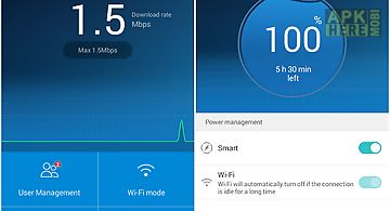 Huawei mobile wifi controller for Android free download at Apk Here