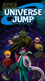 universe jump