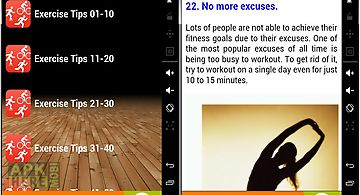 100 exercise tips 2014