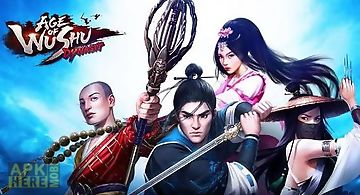 Age of wushu: dynasty