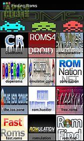 finding roms
