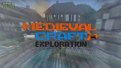 medieval craft exploration 3d