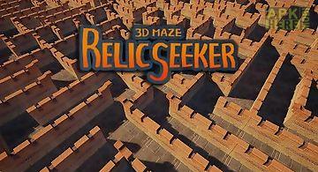 Relic seeker: 3d maze