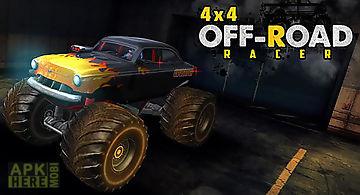 4x4 offroad racer: racing games