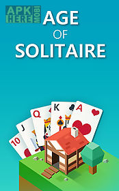 age of solitaire: city building card game