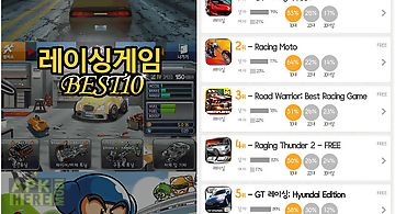Best racing/moto games ranking