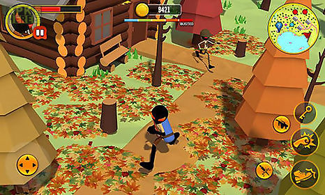camper grand escape story 3d