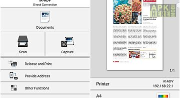 Canon print service for Android free download at Apk Here